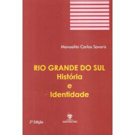 Livro Rio Grande Do Sul Historia E Identidade
