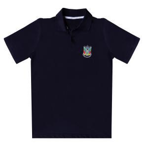 Camisa Polo Piquet Brasão