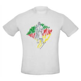Camiseta Ad Laçador Branca