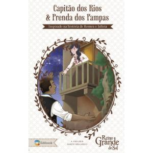 Livro Capitão Dos Rios E Prenda Dos Pampas