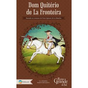 Livro Dom Quitério De La Fronteira