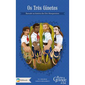 Livro Os Três Ginetes