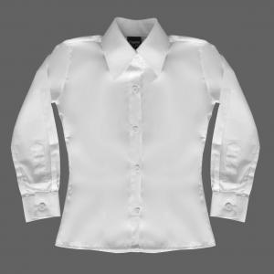 Camisete Ml Juvenil Branco Se (10-16)