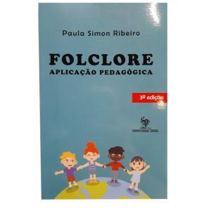 Livro Folclore Aplicação Pedagógica