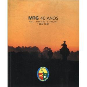 Livro Z Mtg 40 Anos