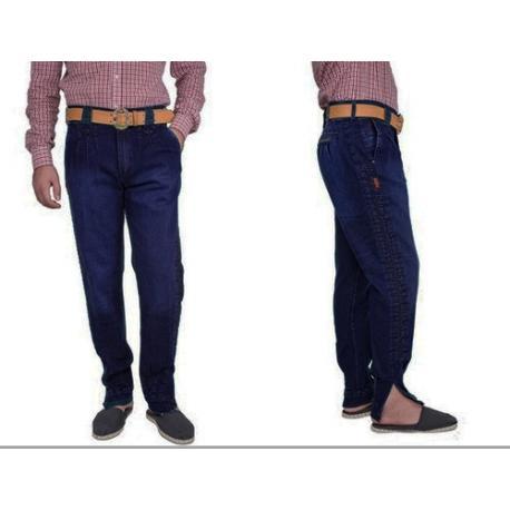 Bombacha Masc. Pampasul Jeans C/favo(40-52)