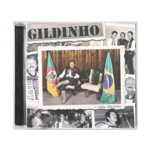 CD GILDINHO - MEU DESENHO
