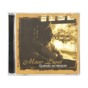 CD MANO LIMA - QUANDO EU CRESCER