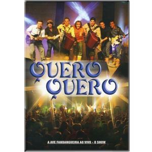 DVD GRUPO QUERO QUERO - A AVE FANDANGUEIRA