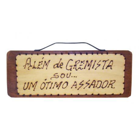 LEMB II MD ALEM DE GREMISTA SOU UM