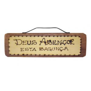 LEMB I MD DEUS ABENCOE ESTA BAGUNCA