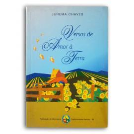 Livro Versos De Amor A Terra