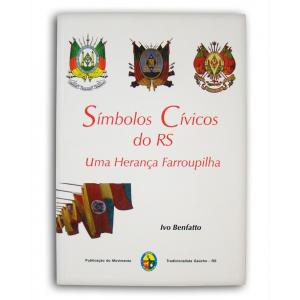 Livro Simbolos Civicos Do Rs
