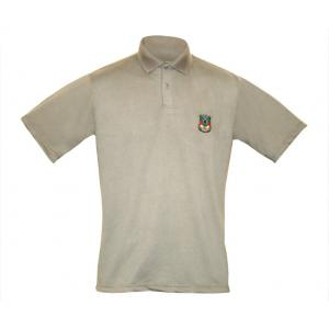 Camisa Polo Bord Brasao Rs