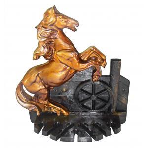 Porta Espeto Cavalo Inteiro