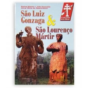 Livro Sao Luiz Gonzaga E S. Lourenço Martir