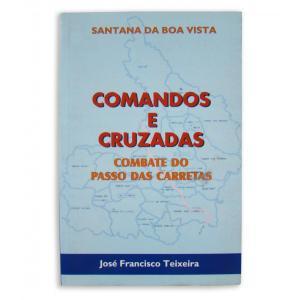 Livro Combate Do Passo Das Carretas