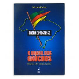 Livro Brasil De Gaúchos,o