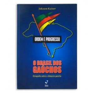 Livro Brasil De Gauchos,o