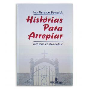 Livro Historias P/arrepiar