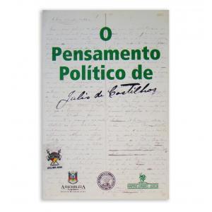 Livro Pensamento Politico De Julio De Castilh