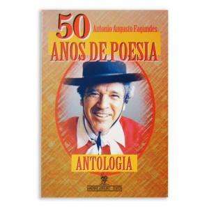 Livro 50 Anos De Poesia - Nico