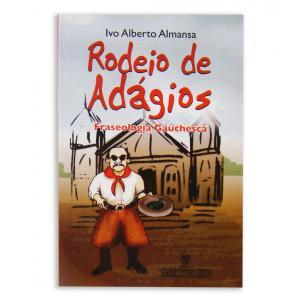 Livro Rodeio De Adagios