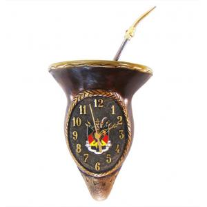 Relógio Brasão Cuia
