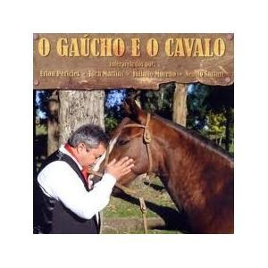 Cd O Gaúcho E O Cavalo