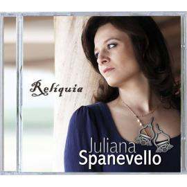 Cd Juliana Spanevello Reliquia