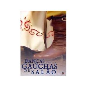 Dvd Danças Gaúchas De Salão