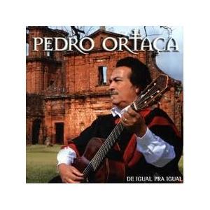 Cd Pedro Ortaca - De Igual, Pra Igual