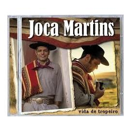 Cd Joca Martins Tropeiro