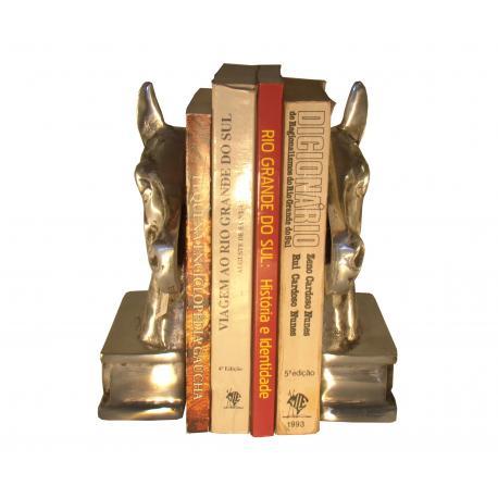 Porta Livros Cavalo Gr