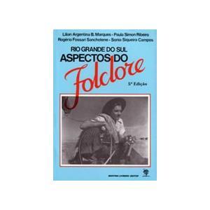 Livro Aspectos Do Folclore (no Rs)
