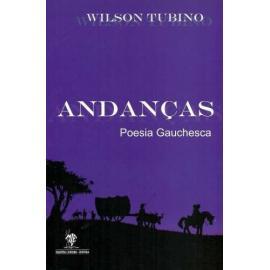 Livro Andanças Poesias Gauchescas