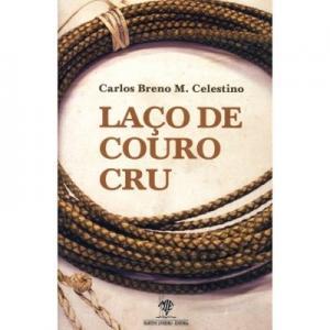 Livro Laço De Couro Cru