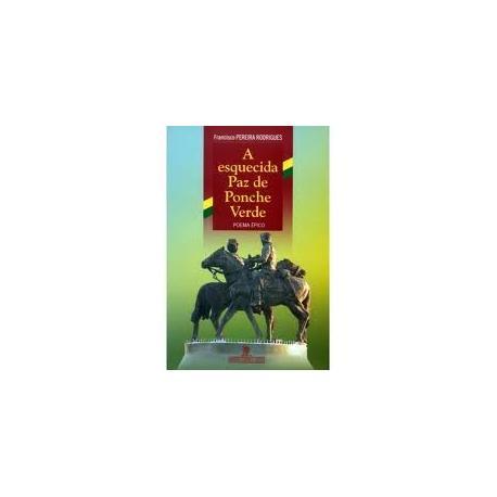 Livro Esquecida Paz De Ponche Verde,a