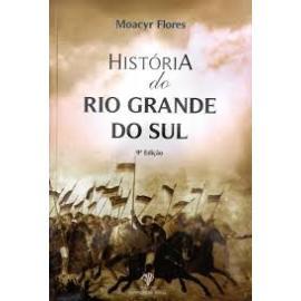 Livro História Do Rgs - M.flores