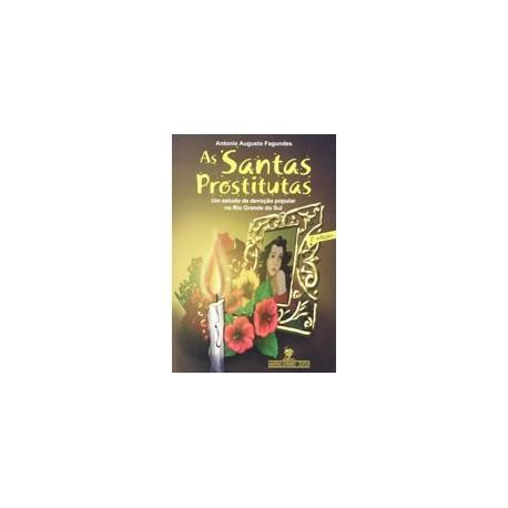 Livro Santas Prostitutas
