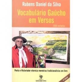 Livro Vocabulario Gaucho Em Versos