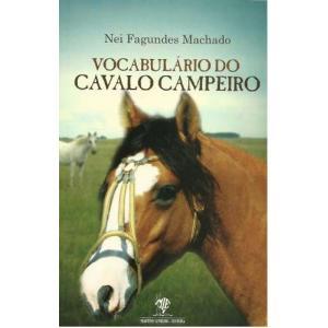 Livro Vocabulário Cavalo Campeiro