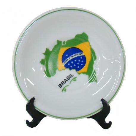 Pratinho Pires 10,5cm C/sup Brasil