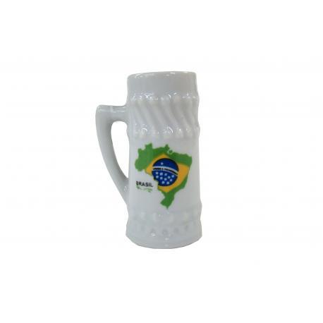 Caneco 6,5x3 Brasil