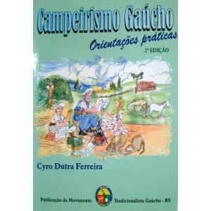 Livro Campeirismo Gaúcho