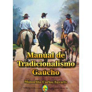 Livro Manual De Tradicionalismo Gaúcho