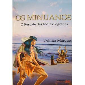 Livro Minuanos O Resgate Indias Sagradas