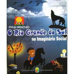 Livro Rio Grande Do Sul No Imaginari Social,o