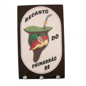 Porta Chave Recanto Do Chimarrao