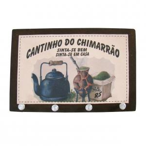 Porta Chave Cantinho Do Chimarrao